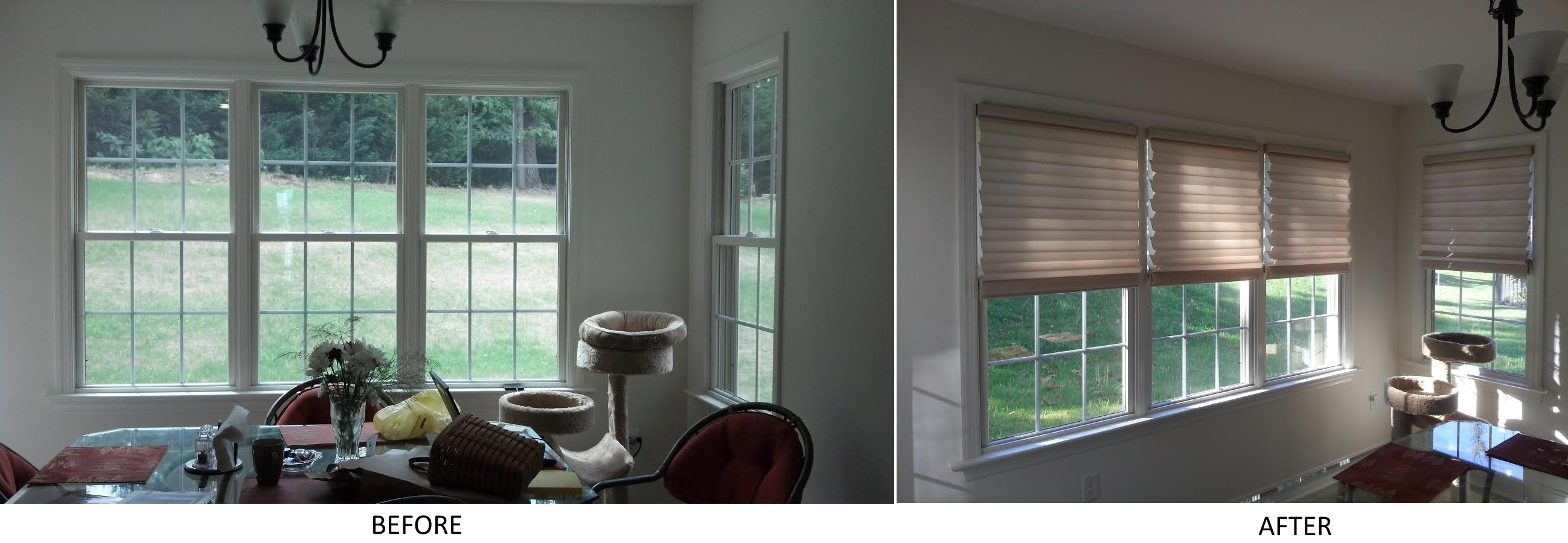 Hunter Douglas Solera Shades Furniture Finesse York