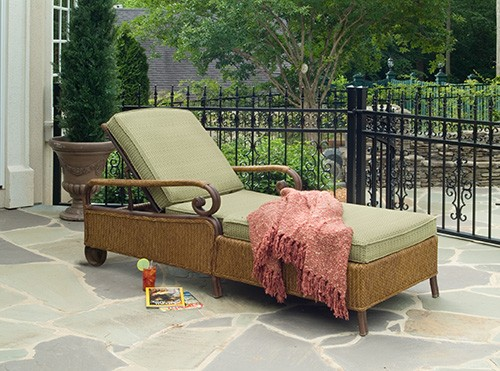 Braxton Outdoor Chaise
