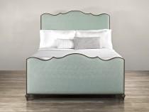 Wesley Allen Upholstered Bed