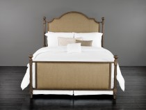 Wesley Allen Upholstered Bed Selection