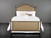 Wesley Allen Upholstered Bed Selection